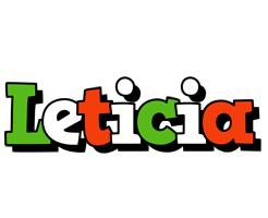 Leticia venezia logo