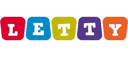 Letty daycare logo