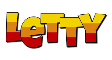 Letty jungle logo