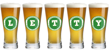 Letty lager logo