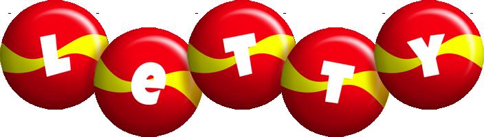Letty spain logo