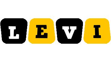 Levi boots logo