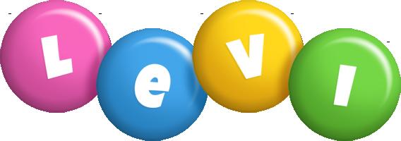 Levi candy logo