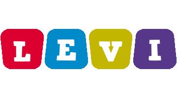 Levi daycare logo