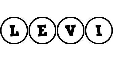 Levi handy logo