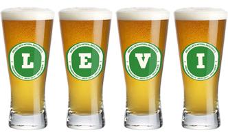 Levi lager logo