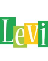 Levi lemonade logo