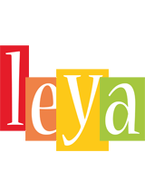 Leya colors logo