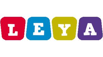 Leya kiddo logo
