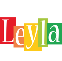 Leyla colors logo