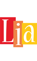 Lia colors logo