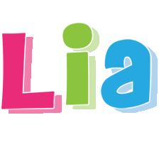 Lia friday logo