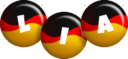 Lia german logo