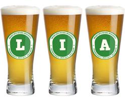 Lia lager logo