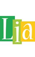 Lia lemonade logo