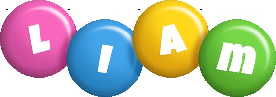 Liam candy logo