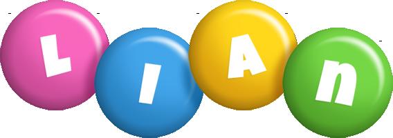 Lian candy logo
