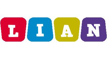 Lian daycare logo