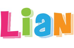 Lian friday logo