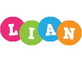 Lian friends logo