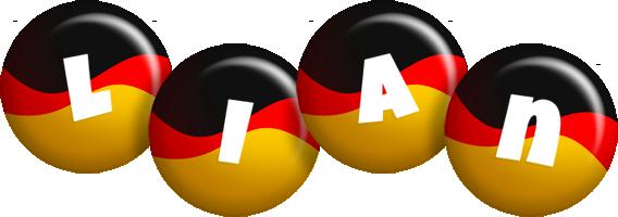 Lian german logo