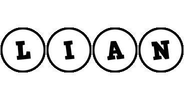 Lian handy logo