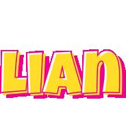 Lian kaboom logo