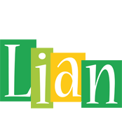 Lian lemonade logo