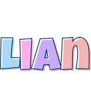 Lian pastel logo