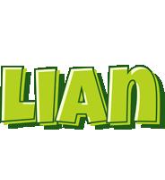 Lian summer logo