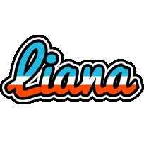 Liana america logo