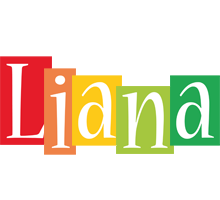 Liana colors logo