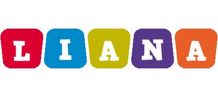 Liana daycare logo