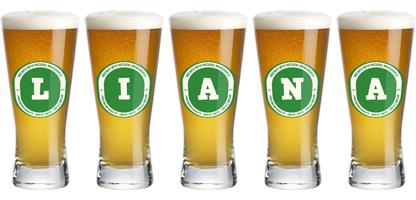 Liana lager logo