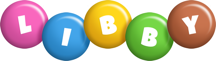 Libby candy logo