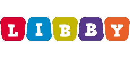 Libby daycare logo