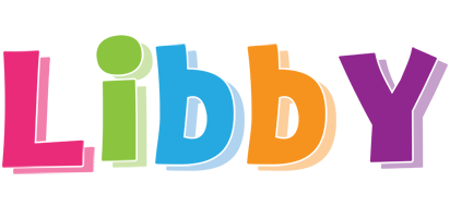 Libby friday logo