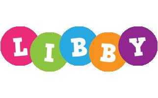 Libby friends logo