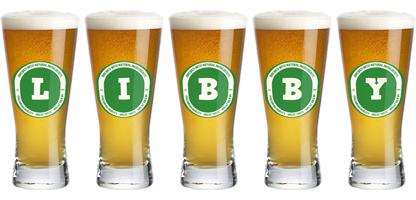 Libby lager logo