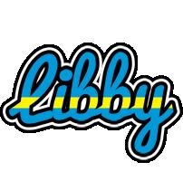 Libby sweden logo