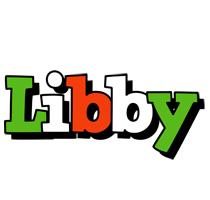 Libby venezia logo