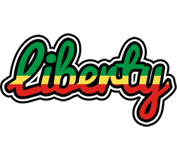 Liberty african logo