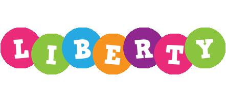 Liberty friends logo