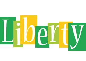Liberty lemonade logo