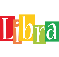 Libra colors logo