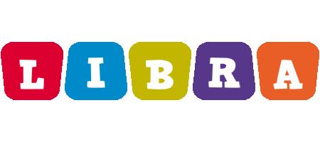 Libra daycare logo