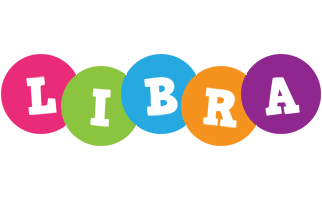 Libra friends logo