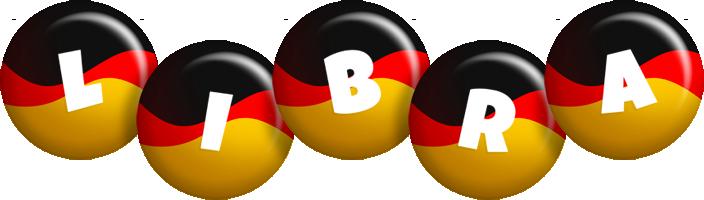 Libra german logo