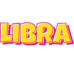 Libra kaboom logo