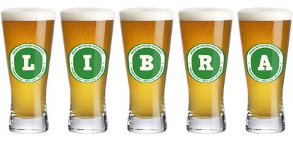 Libra lager logo